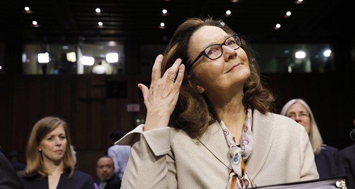 مديرة وكالة المخابرات المركزية جينا هاسبل