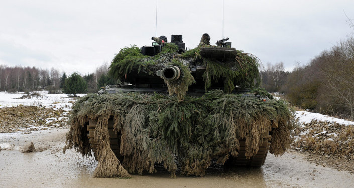 دبابة ليوبارد 2