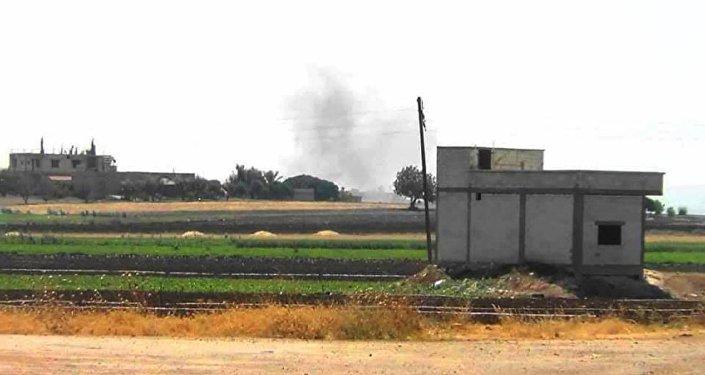 ريف حماة السورية