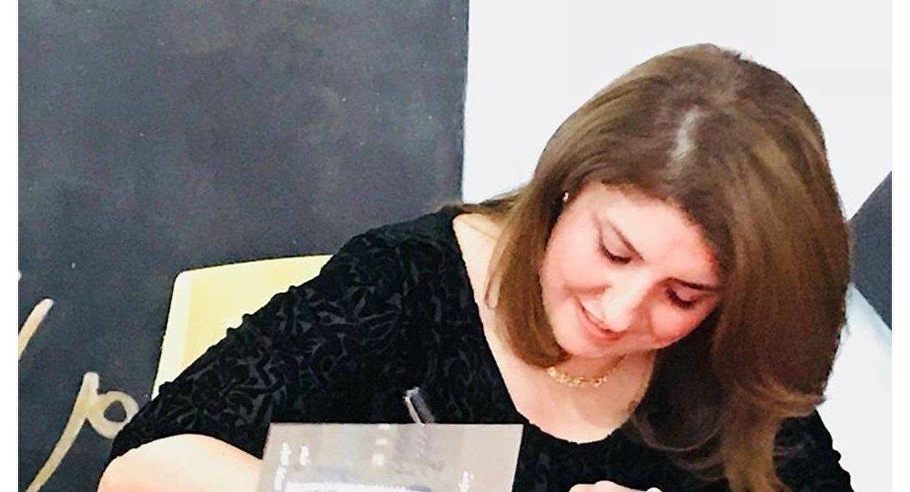 الشاعرة السورية نور نصرة