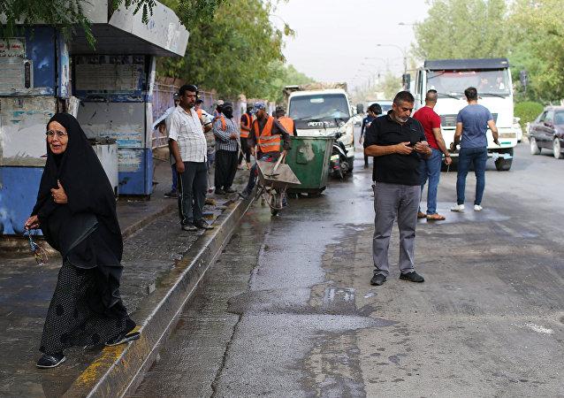 تفجير انتحاري في العراق