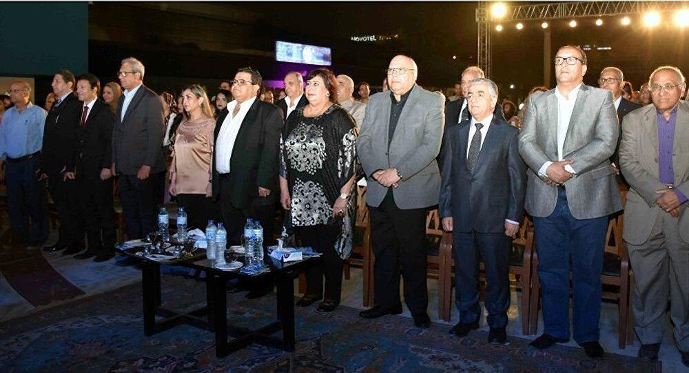 وزير الثقافة المصرية