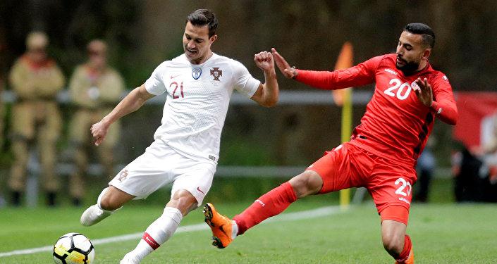 مباراة تونس والبرتغال