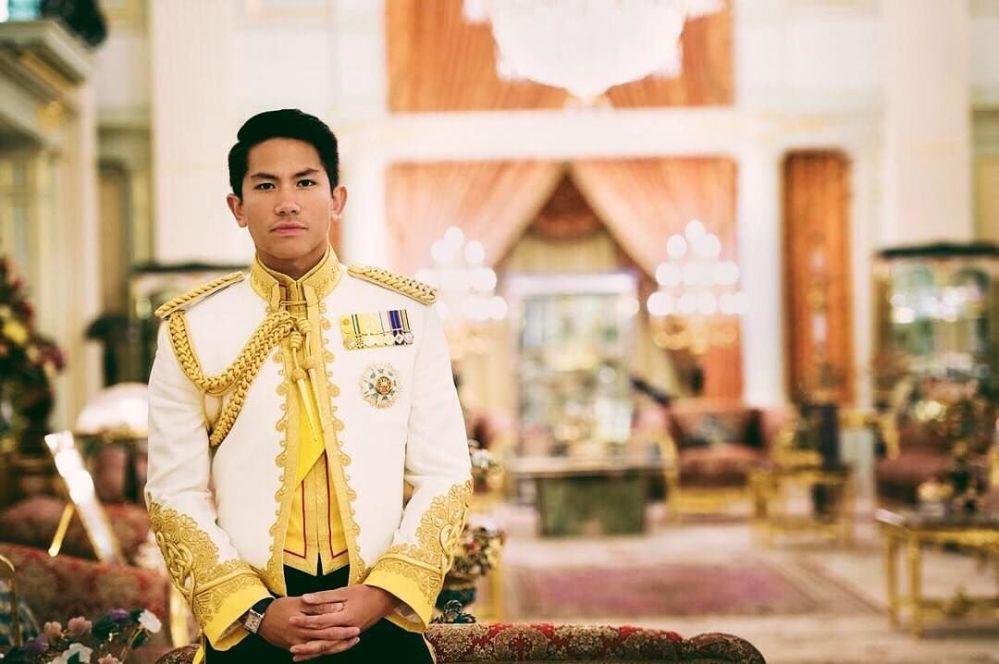 أمير بروني، الأمير عبد المتين بلقيه، ماليزيا 11 ديسمبر/ كانون الأول 2017