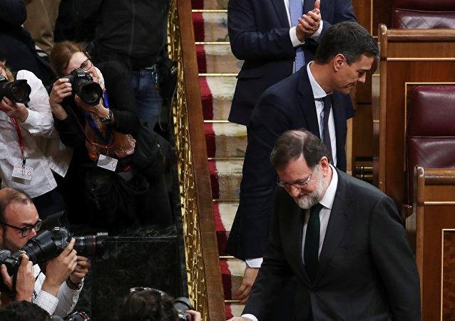 رئيس الوزراء الإسباني سانشيز