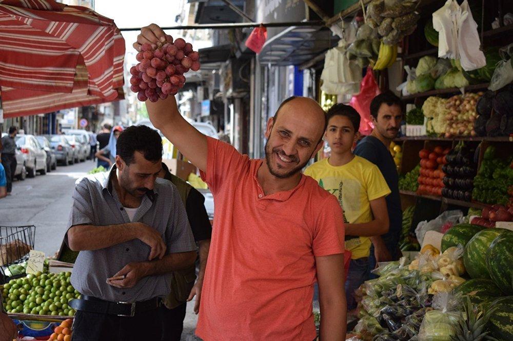 شهر رمضان في دمشق