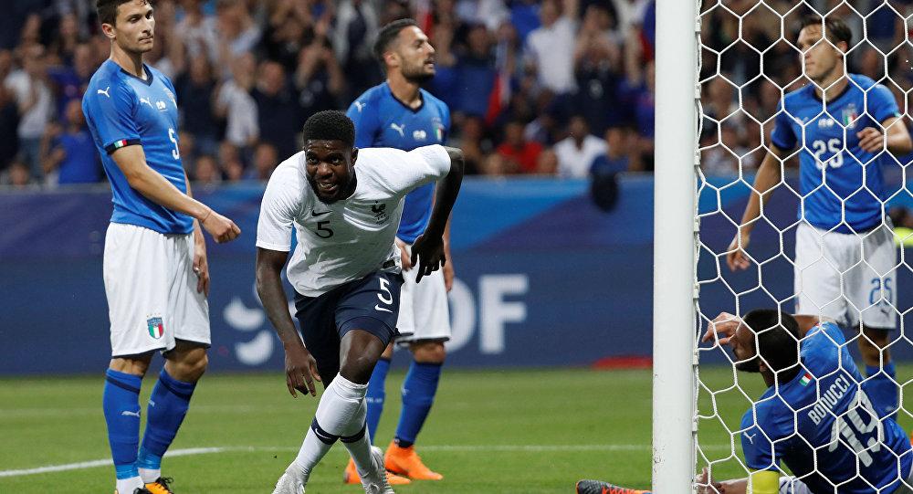 نتيجة بحث الصور عن صور من مباراة ايطاليا وفرنسا