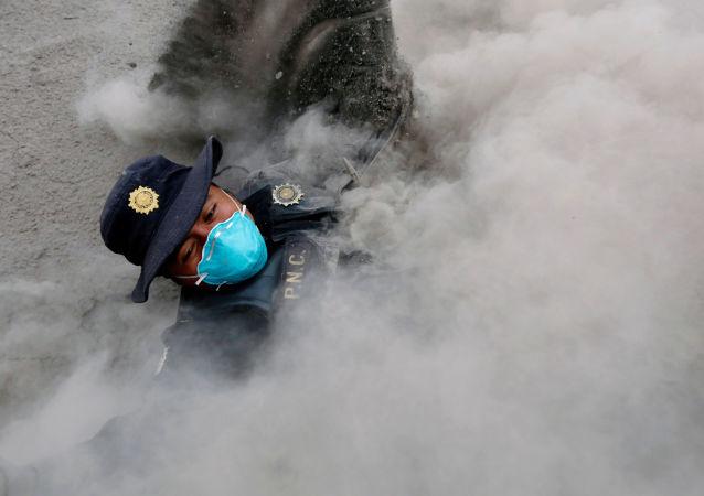 آثار وتداعيات ثوران بركان فويغو في غواتيمالا، 4 يونيو/ حزيران 2018