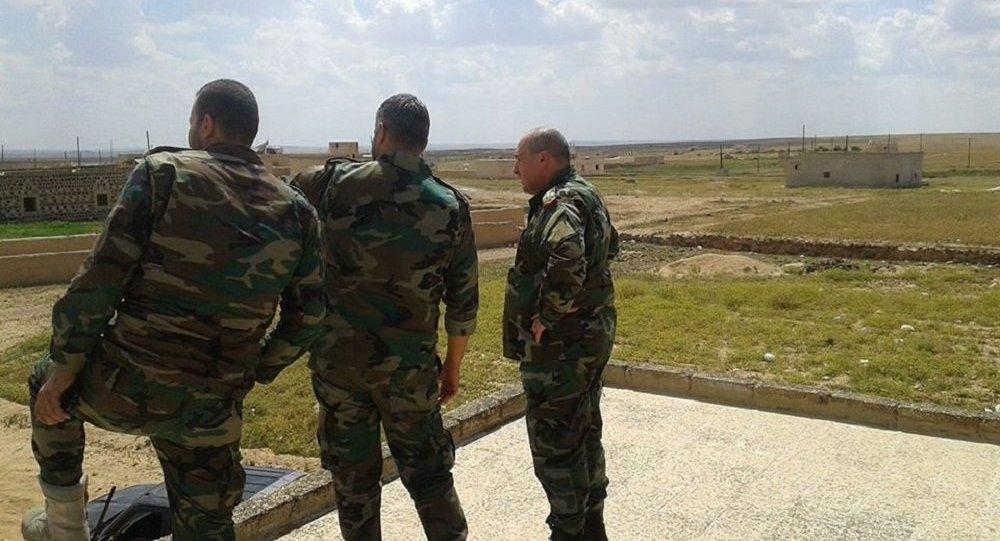 الجيش السوري يسحق الموجات الداعشية المتدفقة من مناطق السيطرة الجوية الأمريكية شرق الفرات