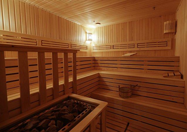 حمام روسي