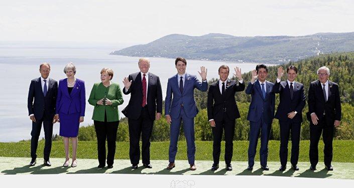 مجموعة الثماني