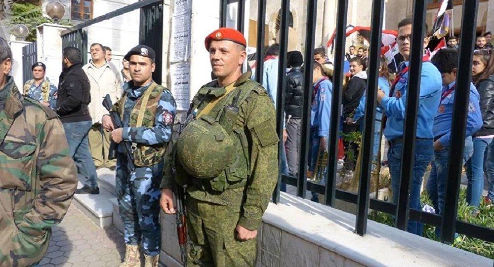 تكريم ذوي الشهداء في حمص