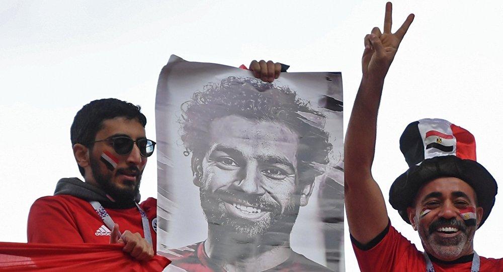 مشجعو منتخب مصر، روسيا، كأس العالم