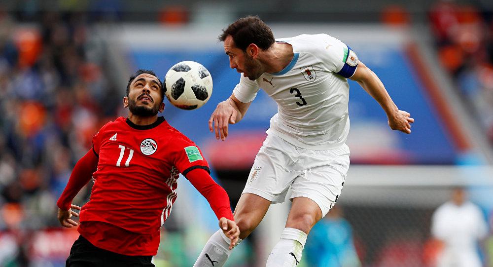 مصر وأوروغواي