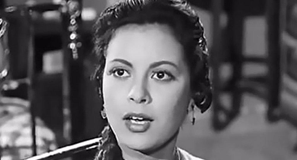 الممثلة المصرية آمال فريد