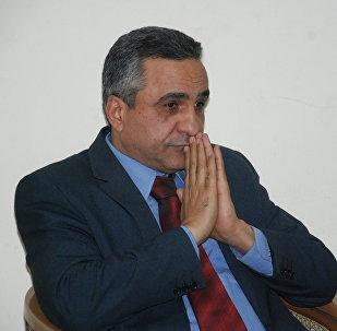 الروائي المصري عادل سعد