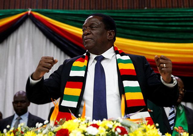رئيس زيمبابوي