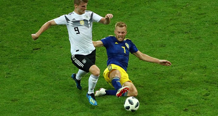 ألمانيا و السويد