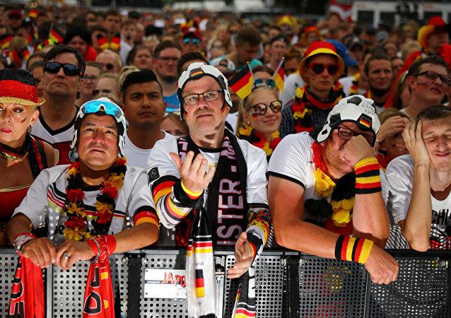 جماهير ألمانيا