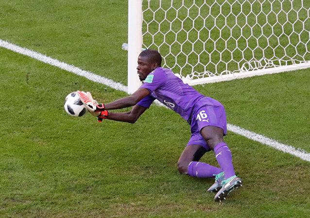 حارس مرمى السنغال