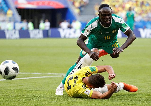 مباراة السنغال وكولومبيا