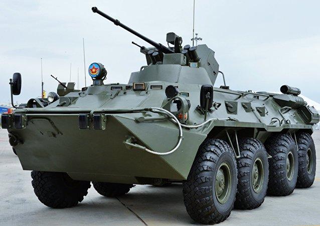 مدرعة بي تي إر-82أ