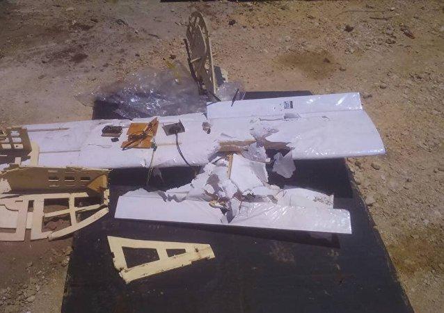طائرات الدرون المسيرة تنتحر قبل الوصول إلى حميميم