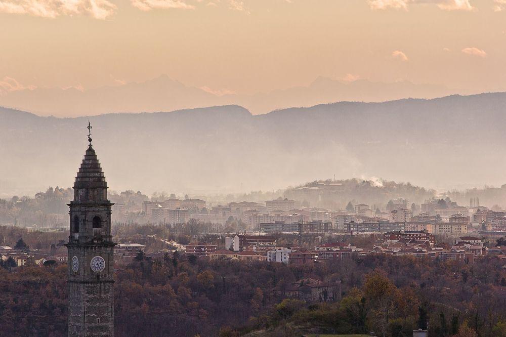 مدينة إفريا، إيطاليا