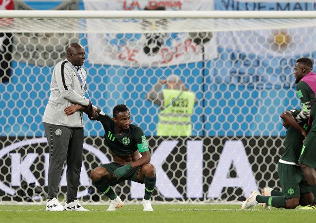 النيجيري جوب أوبي ميكل