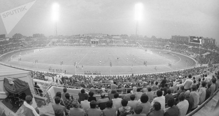 مباراة كرة القدم بين منتخبي نيجيريا والكويت، في إطار الألعاب الأولمبية الصيفية الـ 22، 1980