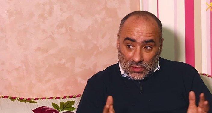 خالد البكاري، عضو لجنة الدفاع عن معتقلي حراك الريف في المغرب