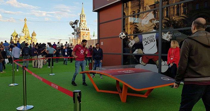 الكواري في موسكو للاستفادة من تجربة مونديال روسيا 2018