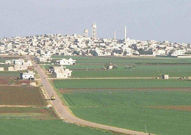 ريف حماة بسوريا