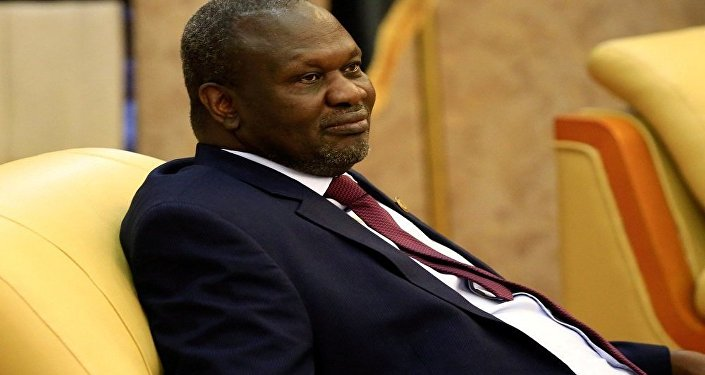 زعيم المتمردين في جنوب السودان رياك مشار