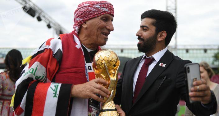 افتتاح خيمة مجلس قطر أبوابها في حديقة غوركوغو، في العاصمة الروسية، وتمكن الزوار خلال مراسم الافتتاح تذوق الحلاوة الشرقية، وارتداء الملابس التقليدية، ومشاهدة أداء فرق الفولكلور الشعبي، كما ضمت الخيمة نماذج للملاعب التي ستستضيف بطولة العالم لكرة القدم لعام 2022، موسكو 7 يوليو/ تموز 2018