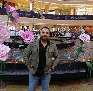 الممثل السوري أيمن عبد السلام