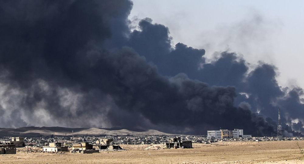 الموصل - يوليو، 2016، العراق
