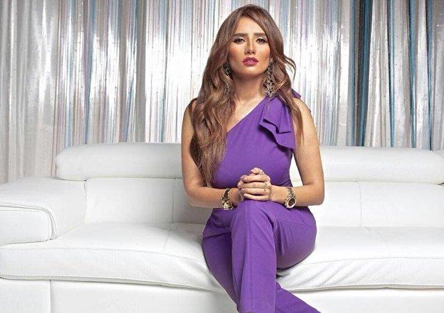 الممثلة المصرية زينة