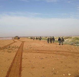 الجيش السوري في معارك بريف إدلب