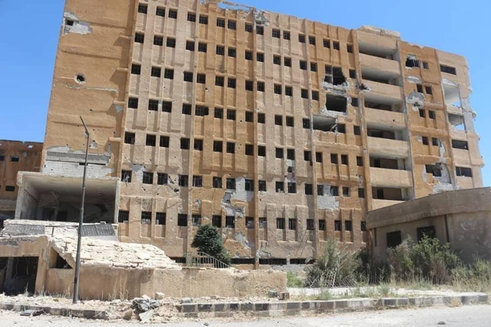 سجن غرز قرب الحدود الأردنية