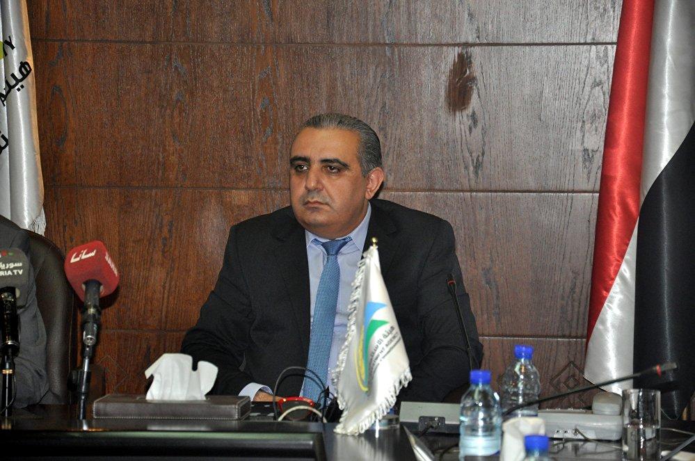 مدير هيئة الاستثمار السورية مدين دياب