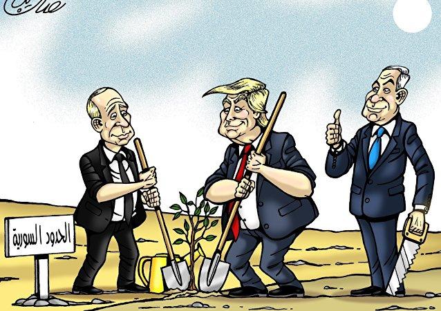 ثمة هلسنكي - أمريكا وسوريا وإسرائيل