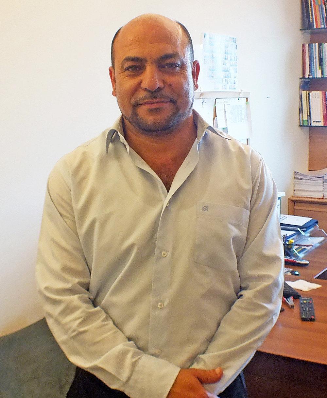 مسعود غنايم، عضو في الكنيست الإسرائيلي عن الحركة الإسلامية- الجناح الجنوبي ضمن القائمة المشتركة