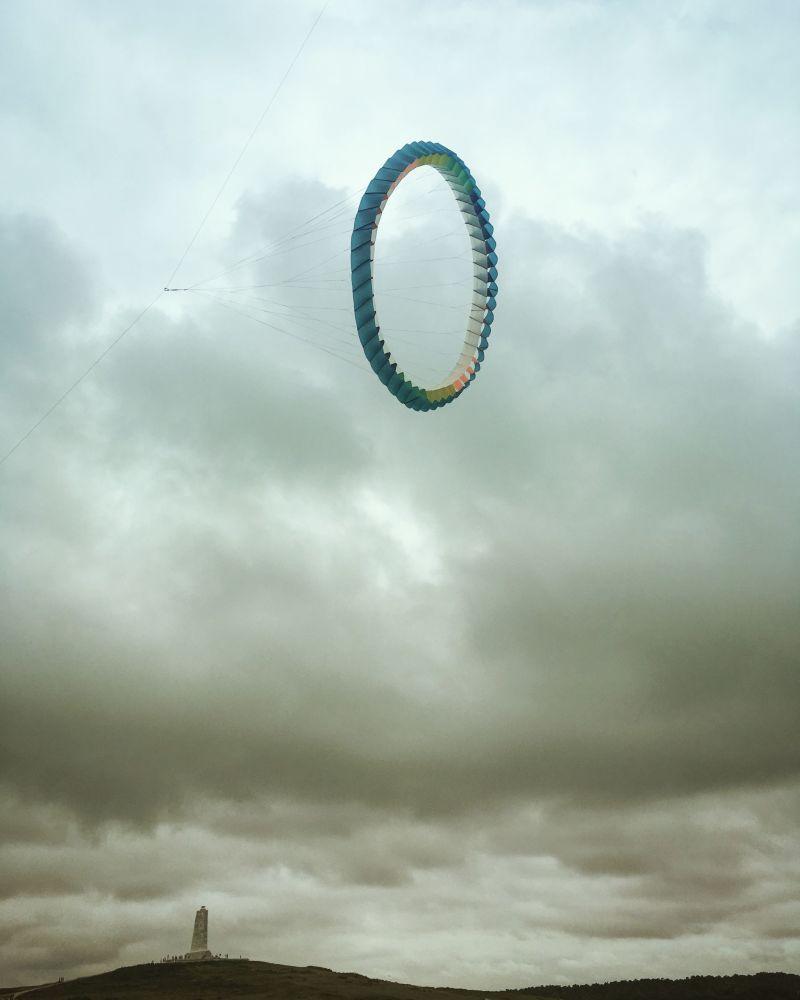 صورة بعنوان Sky  Portal، للمصورة آمي نيلسون، الحائزة على المركز الأول في فئة الآخر