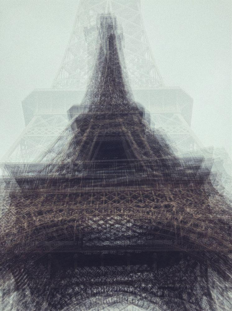 صورة بعنوان Urban Impressionism، للمصور كوكو ليو، الحائزة على المركز الأول في فئة سلسلة
