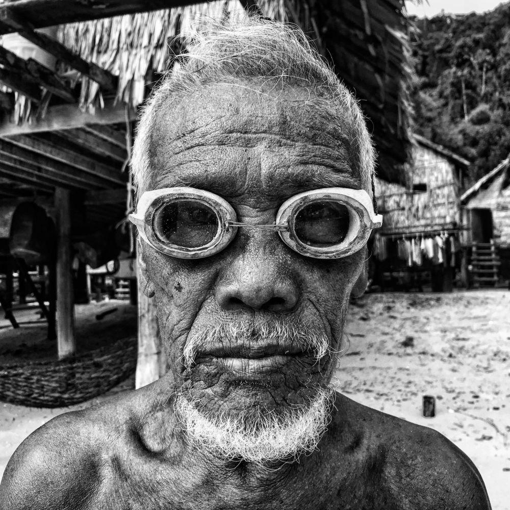 صورة بعنوان Salamah، للمصور سكوت وودورد، الحائزة على المركز الأول في فئة لوحة شخصية