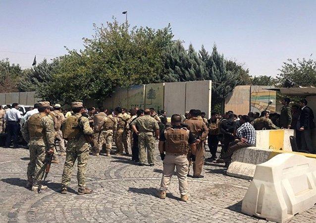 هجوم مسلح في أربيل عاصمة كردستان العراق