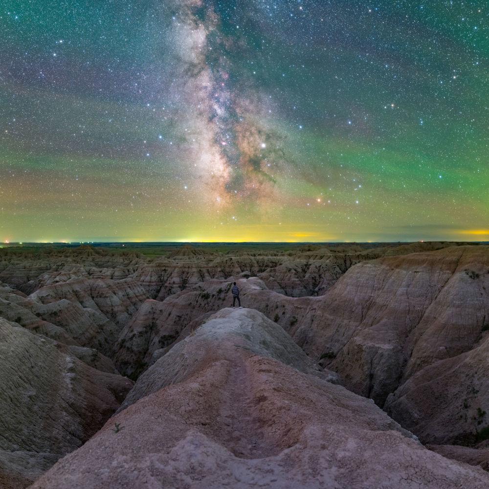 صورة بعنوان Expedition to Infinity للمصور جينغبينغ ليو