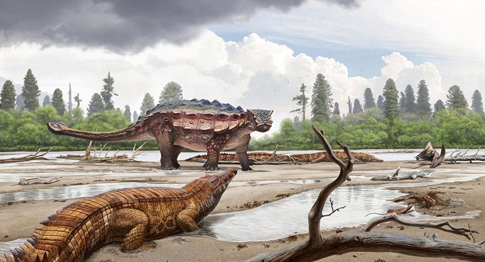 ديناصور عملاق