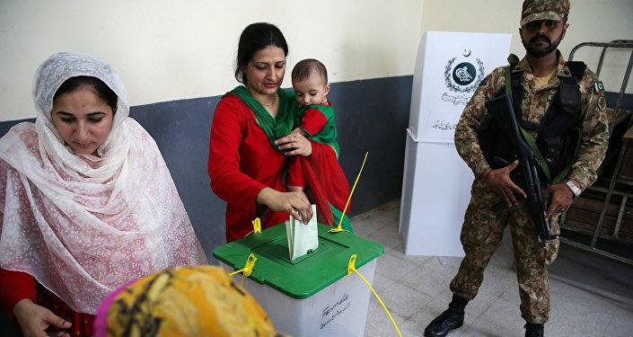 الانتخابات في باكستان، 25 يوليو/تموز 2018